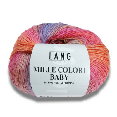 mille coloris baby lang yarns